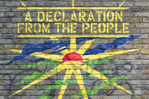 A Declaration from the People