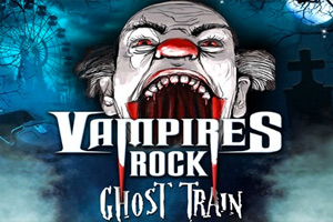 Vampires Rock - Ghost Train