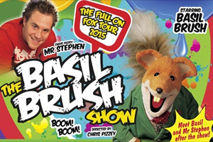 Basil Brush - The Full on Fox Tour