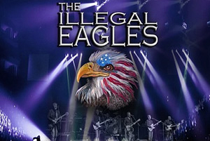 Illegal Eagles - Heaven Heats Up Tour