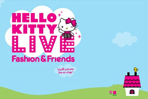 Hello Kitty Live - Fashion & Friends