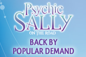 Sally Morgan Psychic Sally on the Road