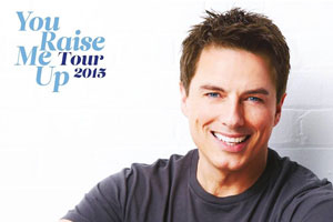 John Barrowman You Raise Me Up Tour