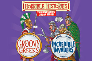 Horrible Histories - Groovy Greeks