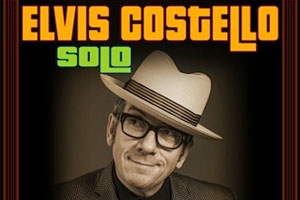 Elvis Costello - Solo in Concert