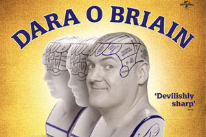 Dara O'Briain - Crowd Tickler