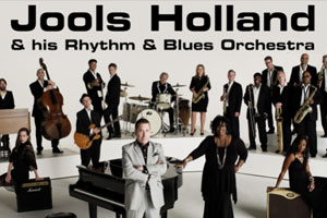 Jools Holland and his Rhythm and Blues Orchestra - With special guests Melanie C, Marc Almond and Ruby Turner