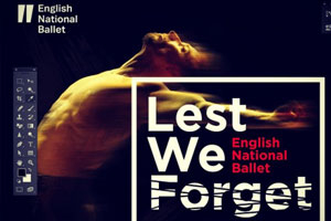 English National Ballet's Lest We Forget