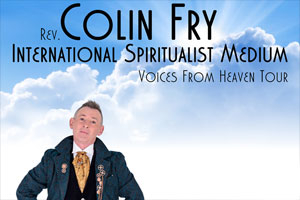 Colin Fry - Inspired by Spirit Show