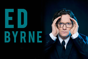 Ed Byrne - Outside, Looking In