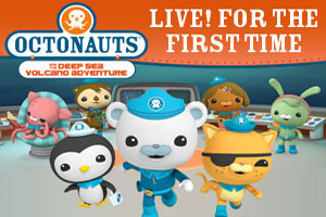 Octonauts - Octonauts and the Deep Sea Volcano Adventure