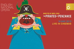 Broadcast English National Opera: The Pirates of Penzance