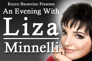An Intimate Evening with Liza Minnelli