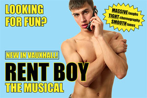 Rent Boy the Musical