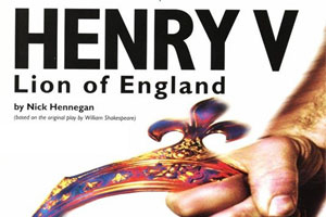 Henry V - Lion of England