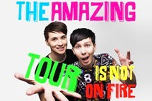 Dan & Phil - The Amazing Tour is Not On Fire