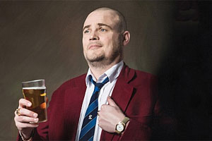Al Murray - the Pub Landlord - Southbank Saloon