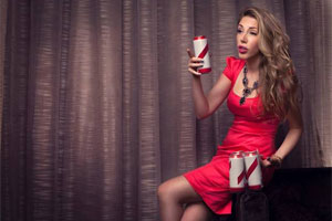 Katherine Ryan - Glam Role Model