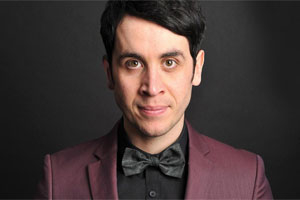 Pete Firman - Edinburgh Preview