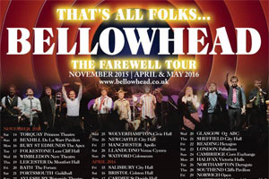 Bellowhead - The Farewell Tour