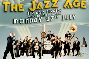 The Jazz Age - Presented by Alex Mendham and His Orchestra