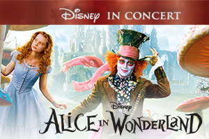 Disney in Concert - Alice in Wonderland