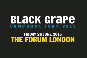 Black Grape - It's Great When Your Straight...Yeah