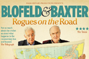 Blofeld and Baxter - Rogues on the Road