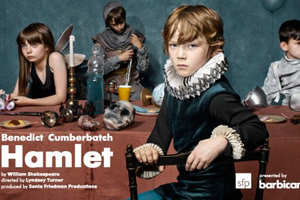 Broadcast - Barbican: Hamlet with Benedict Cumberbatch