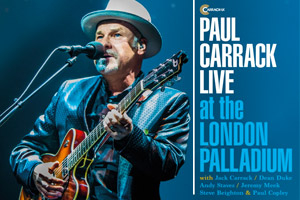 Paul Carrack - Live in Concert