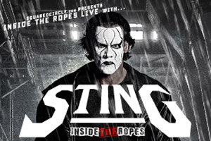Sting - Inside the Ropes: LIVE with Sting