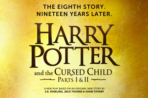 Harry Potter and the Cursed Child - Part Two