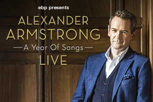 Alexander Armstrong - A Year Of Songs Live