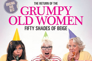 Grumpy Old Women Live - Fifty Shades of Beige
