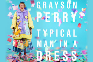 Grayson Perry - Typical Man in a Dress