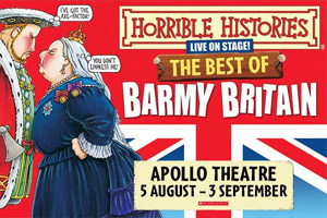Horrible Histories - Barmy Britain - The Best Bits