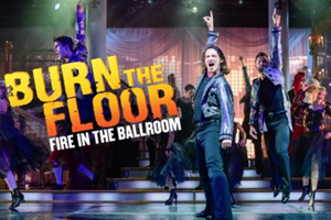 Burn the Floor - Fire in the Ballroom