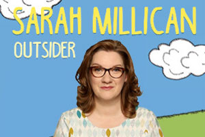 Sarah Millican - Outsider