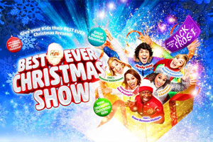 Best Ever Christmas Show - and the story of Jack Frost