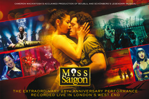 Broadcast - Miss Saigon: 25th Anniversary Performance
