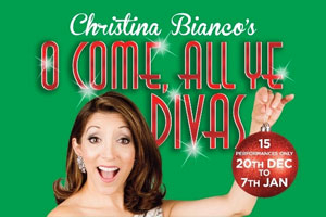 Christina Bianco's O Come, All Ye Divas!