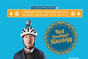 Ned Boulting - Ned Boulting's Bikeology