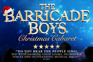 The Barricade Boys - Christmas Cabaret