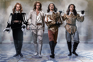 Northern Ballet - The Three Musketeers