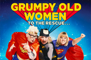Grumpy Old Women To The Rescue