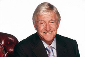 Sir Michael Parkinson - Our Kind of Music