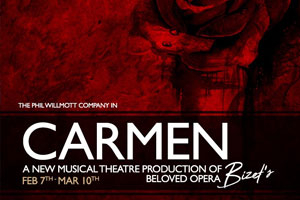 Carmen - the Musical