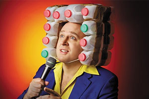 Tim Vine - Sunset Milk Idiot