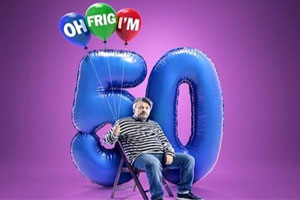 Richard Herring - Oh Frig I'm 50