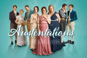Austentatious - An Improvised Jane Austen Novel